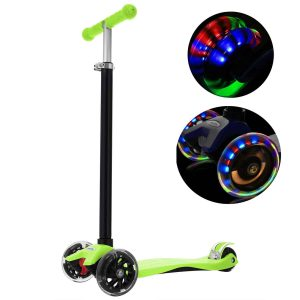 WeSkate Kick Scooter for Kids 3-Wheels