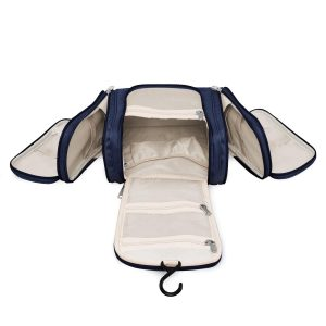 Heavy Duty Waterproof Hanging Toiletry Bag