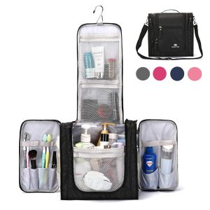 Large Hanging Travel Toiletry Bag