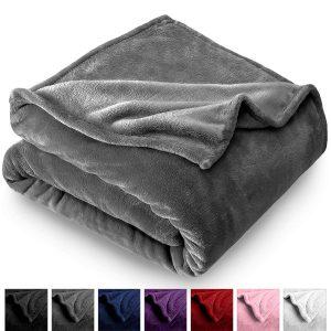 Bare Home Microplush Blanket