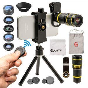 Godefa Cell Phone Camera Lens