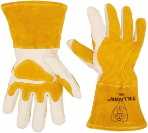 John Tillman and Co 50L MIG Welding Gloves, Large