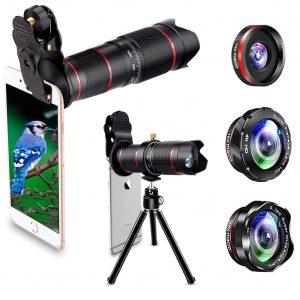 RGCTL Keiyi Phone Camera Lens