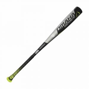 Wilson Louisville Slugger Omaha 518 Youth Baseball Bat
