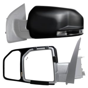 Fit System 81850 Zap and Snap Tow Mirror