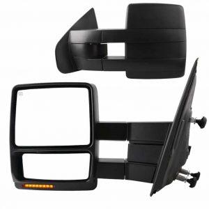 YITAMOTOR Towing Mirrors