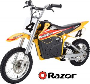 Razor MX650 Electric Motorbike