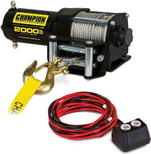 Champion 2000-lb. Winch Kit