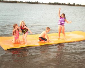 Redneck Convent Floating Water Mat Kids & Adults