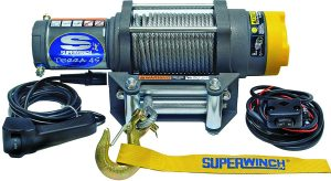 Superwinch 1145220 Utility Winch (4500lbs Rating)