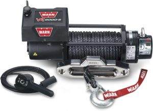 WARN 86260 VR12000 Electric Winch, 12,000 lb.
