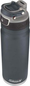 Coleman FreeFlow Insulated Stainless Steel Water Bottle
