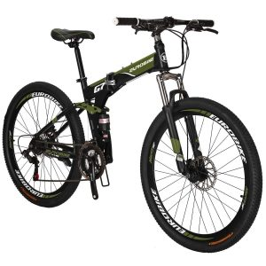 Eurobike TSM g7 27.5inch folding mountain bicycle