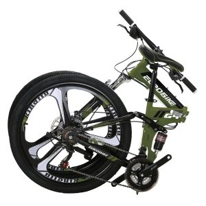 Eurobike eurg4 26-inches folding mountain bike