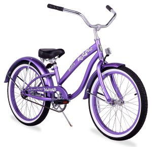 Firmstrong Girl's Bella Speed Cruiser Bicycle
