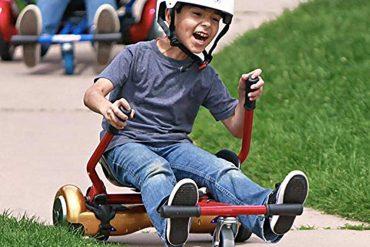 Go Kart Hoverboard