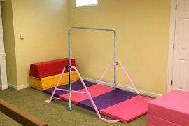 Gymnastic Bars for Home