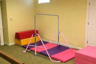 Gymnastic Bars for Home