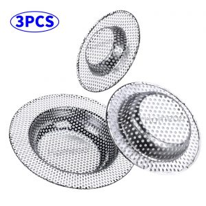 Homeoo Hair Drain Strainer