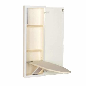 Household Essentials 18100-1 Cabinets for the ironing board