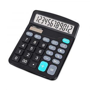 Mookii M-25 Accountants Calculators