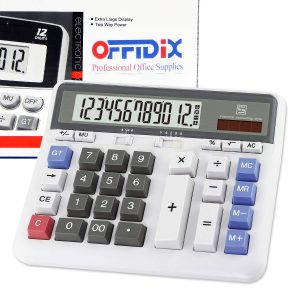 OFFIDIX Office Electronic Calculator