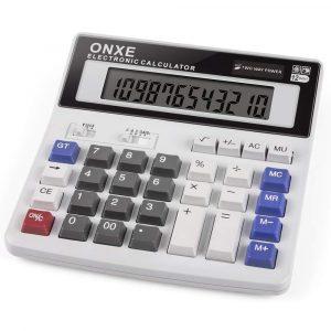 ONXE Standard Function Desktop Calculator