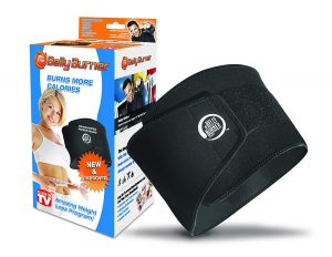 One-Size Fits All Belly fat Burner Belt from 2 Elevens