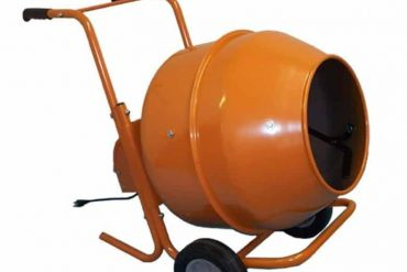 Portable Cement Mixers with wheel
