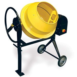 Pro-Series CME35 3.5 Cubic Feet Electric Cement Mixer