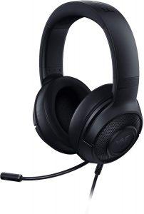 Razer Kraken X Gaming Headset - Bendable Cardioid Microphone