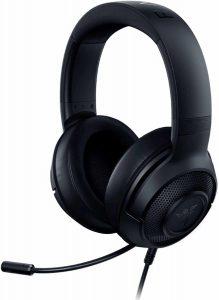 Razer Kraken X Gaming Headset - Lightweight Frame (Black)