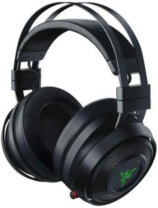 Razer Nari Wireless Sound Gaming Headset for PC, PS4 (Black)