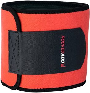 Rocked Abs Belly Fat Fully Adjustable Belt