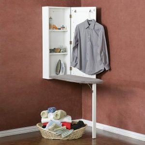 Southern Enterprises Wall Mount Ironing Board