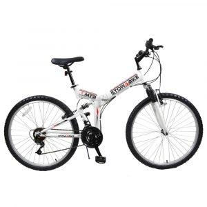 Stowabike 26-inches MTB v2 folding mountain bike