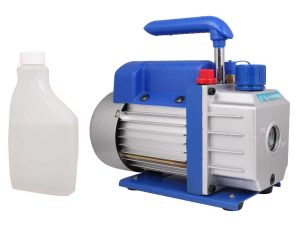 TMS 3 CFM Single-Stage Rotary Vane Vacuum Pump