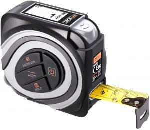 Tack Life Digital Tape Measure 16Ft M/In/Ft