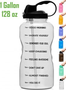 Venture Pal 128oz Leakproof Fitness Sports Water Bottle