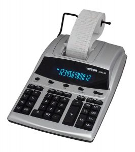 Victor 1240-3A 12 Accountants Calculator