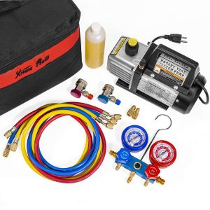 XtremepowerUS 3CFM 1/4HP Air Vacuum Pump