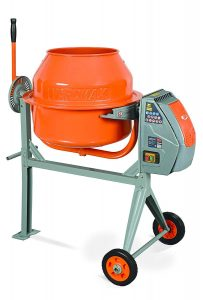 YARDMAX 4.0 Cu. Ft. YM0115 Concrete Mixer