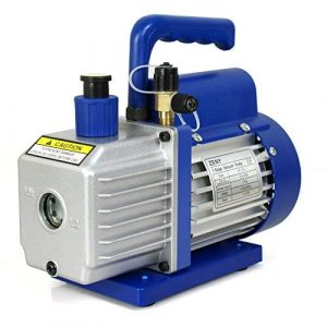 ZENY 3,5 CFM Single-Stage AC Vacuum Pump
