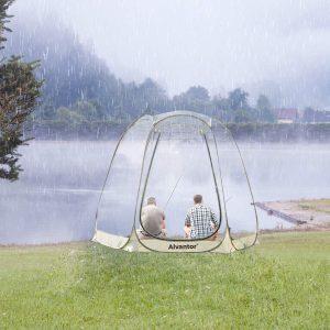 Alvantor Winter Screen Camping Tent