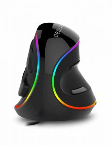 Delux Ergonomic Vertical Mouse