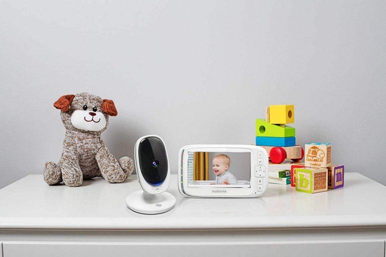 Dual Camera Baby Monitors