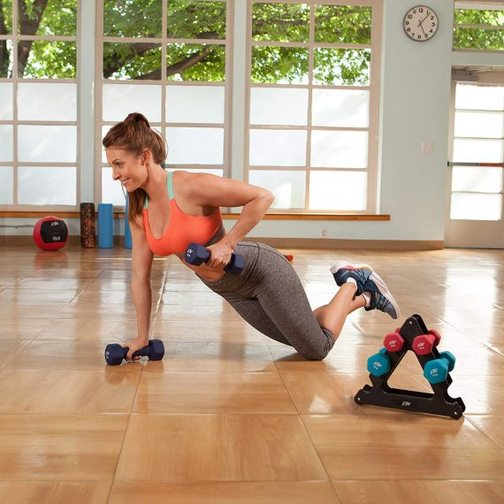 Dumbbell Sets With Rack