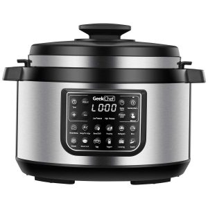 Geek Chef GP80Plus 8 Qt 12-in-1 Programmable Multiuse