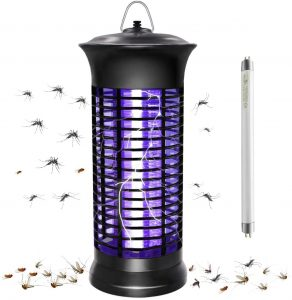 HUNTINGOOD Bug Zapper,Powerful Insect Killer