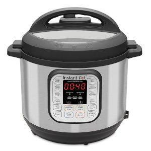 Instant Pot Duo 6-QT Electric Pressure Cooker